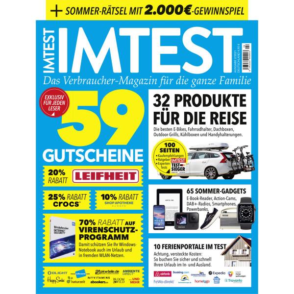 IMTEST - Das Verbrauchermagazin 03/21